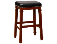 Kennedy Black Bar Stool