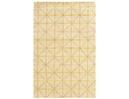 shop Aspire-Pane-Wool-Ivory-5x8-Rug