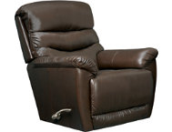 Joshua Leather Rocker Recliner