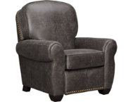 Mackenzie-VI Press Bk Recliner