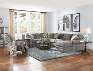 Collins II Sectional : lazy boy collins sectional - Sectionals, Sofas & Couches