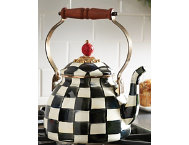 shop Courtly Check Tea Kettle, 2 Qt