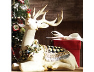 shop Winter White Stag, Resting