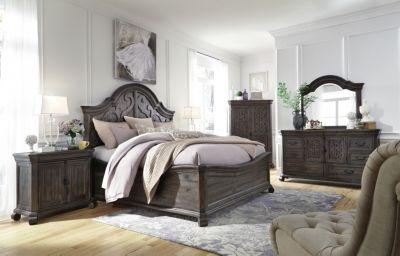 Bellamy Collection Master Bedroom Bedrooms Art Van Furniture
