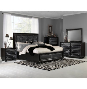 Onyx Collection Master Bedroom Bedrooms Art Van Furniture The Midwest