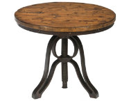 Cranfill Round End Table