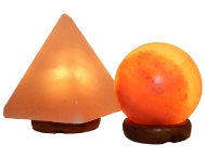 Himalayan Lamps Set of 2