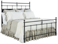 shop Trellis Queen Metal Bed