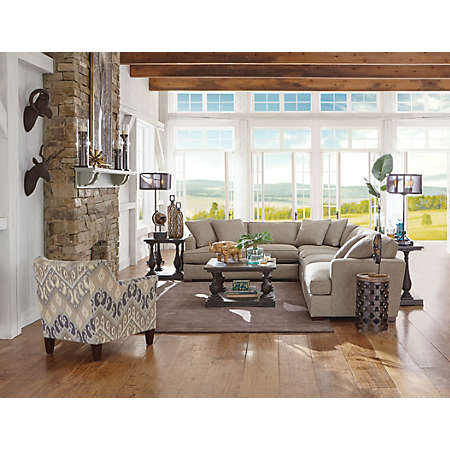 shop Harper Collection Main  sc 1 st  Art Van Furniture : art van sectional - Sectionals, Sofas & Couches