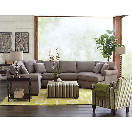 shop Marisol III Collection Main  sc 1 st  Art Van Furniture : art van sectional - Sectionals, Sofas & Couches