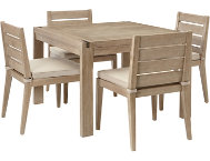 Nigel Barker 5pc Dining Set