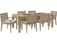 Nigel Barker 7pc Dining Set