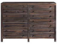 Townsend 8 Drawer Dresser