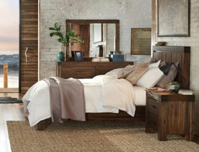 Meadowbrook Collection Master Bedroom Bedrooms Art Van