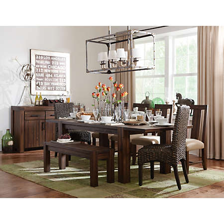 meadowbrook dining collection | casual dining | | art van