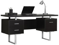Petunia Brown Desk