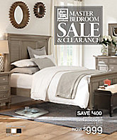 Master Bedroom Sale & Clearance