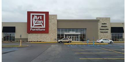 Art Van Furniture And Mattress Store In Merrillville In