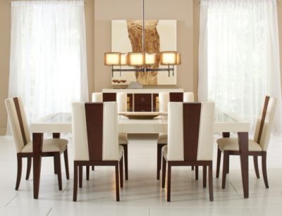 Zeno Dining Collection Casual Dining Dining Rooms Art Van