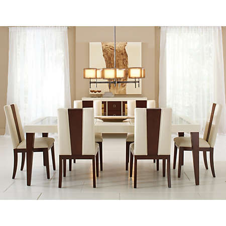 zeno dining collection | casual dining | dining rooms | art van