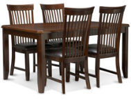 5 Piece Trenten Dining Ht Set