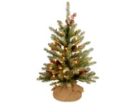 3ft Fir Tree w  LED