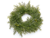 shop Cedar Pine Candle Ring