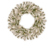 30  Sheffield Wreath w  LED