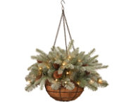 Arctic Hanging Basket w  LED