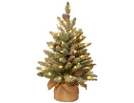 2ft Concolor Tree w  LED