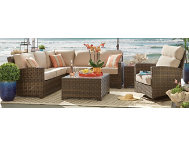 Carson II 3PC Sectional