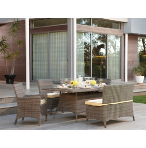 Marrakesh 6pc Dining Set