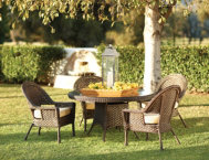 5 Piece Patio Dining Set