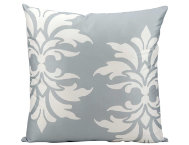 Strood Grey Outdoor Pillow