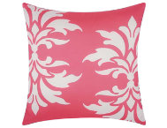 Strood Pink Outdoor Pillow
