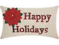 shop Happy Holidays 20x12 Pillow