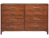 Connecticut 8 Drawer Dresser