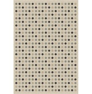 Dot Lambswool 5x8 Rug