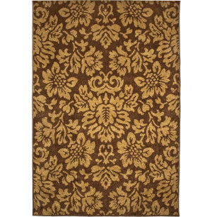 Farnsworth Brown Sugar 5x8 Rug