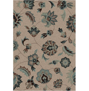 London Beach House 5'x8' Rug