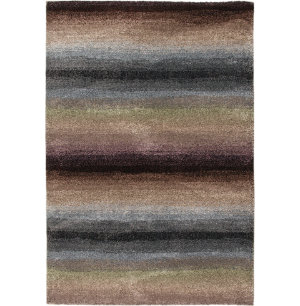 Skyline Spa Blue 5'x8' Rug