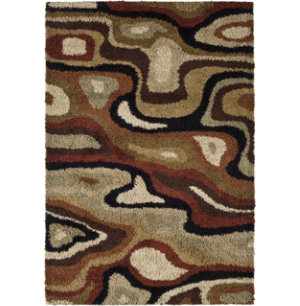 Transform Leather 5x8 Rug