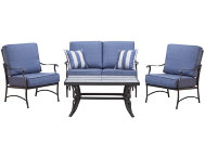shop Doral 4pc Chat Set
