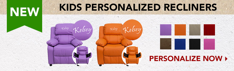 personalized recliners