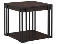 Citation Square End Table