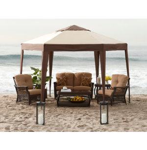 8.5' High 12' Wide Gazebo