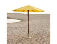 9' Market Umbrella Yellow