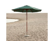 9'Market Umbrella Green