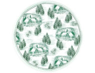 Yuletide 16  Serving Platter