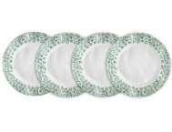 Yuletide Dinner Plate Set of 4